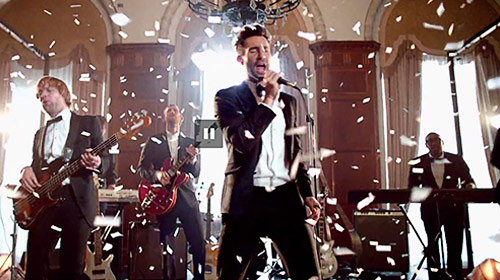 Suger / Maroon5