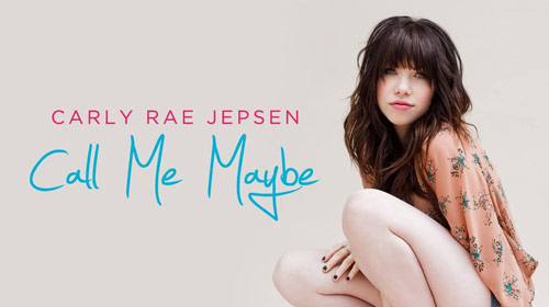 Call Me Maybe / Carly Rae Jepsen